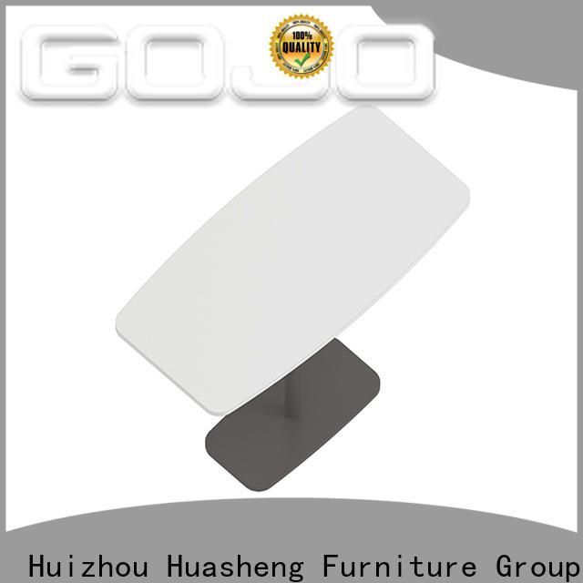 Gojo furniure modern coffee table for chaise sofa factory for ceo office