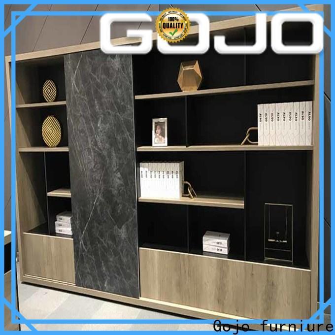 Gojo furniure Custom coat hanger cabinet Suppliers for guest room