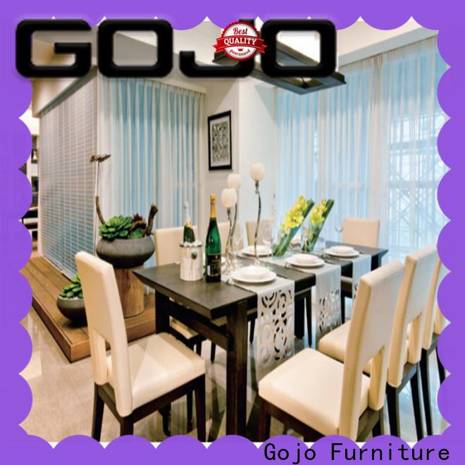 Gojo furniure gojo furniture high end hotel furniture factory for reception area