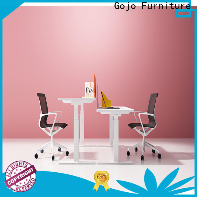 Gojo furniure shape long office table manufacturers for guest room