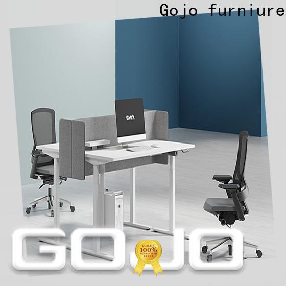 Custom office staff desk desks company for lounge area