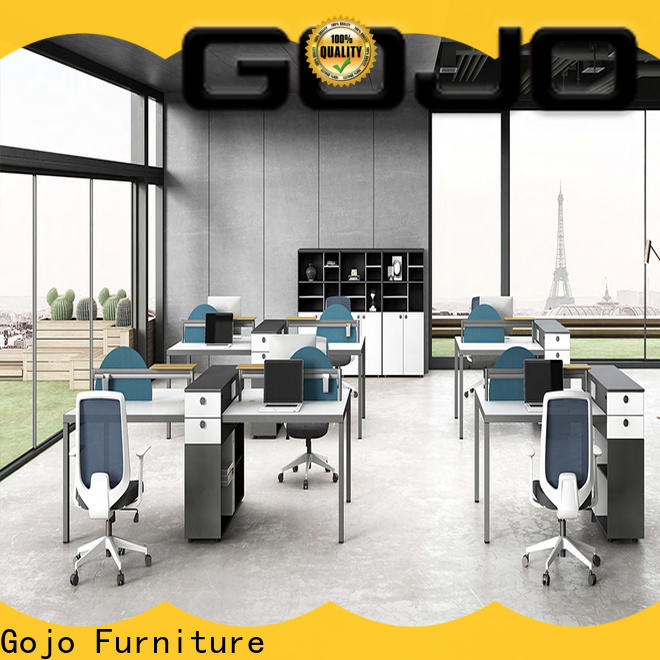 Gojo furniure Wholesale wooden office table company for lounge area