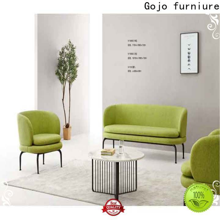 Top coffee table for chaise sofa green factory for executive office