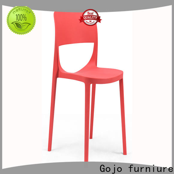 Gojo furniure Best brown office chair factory for reception area