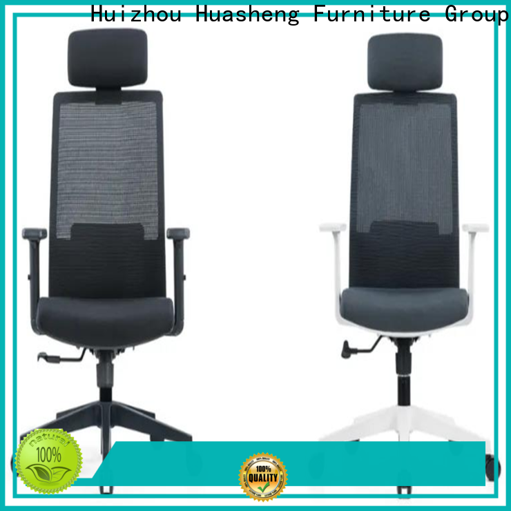 Gojo Furniture genuine brown office chair company for reception area