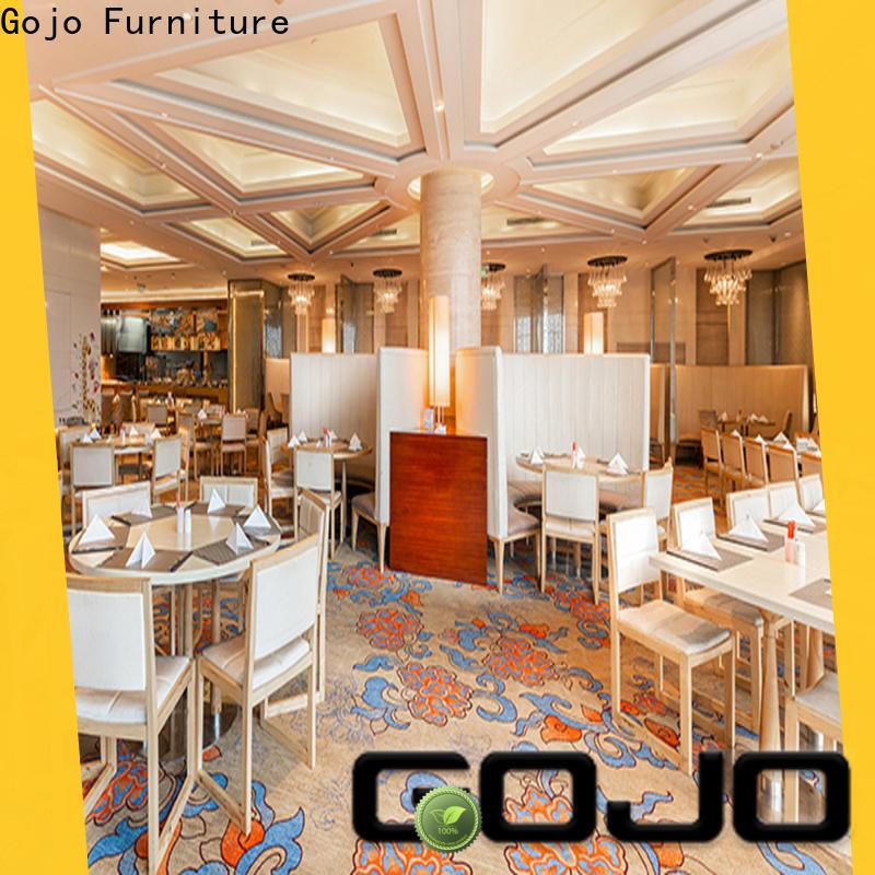 Wholesale hotel desk furniture cafeterior03 for business for reception area