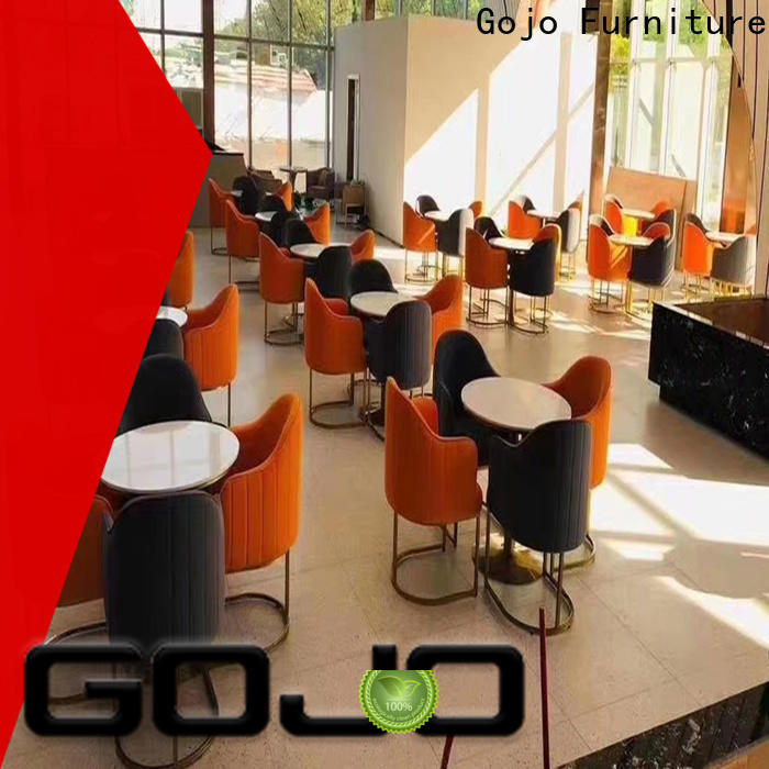 Gojo Furniture Top hotel furniture for business for reception area