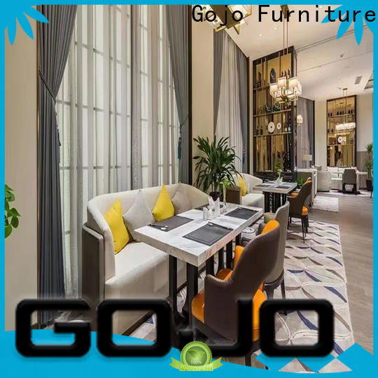 Wholesale hotel lounge furniture cafeterior03 manufacturers for reception area