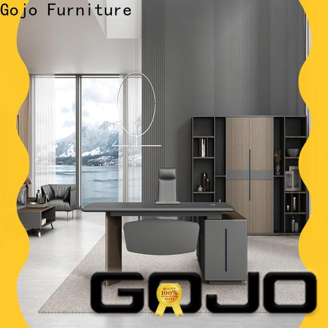 Gojo Furniture Custom boss office furniture factory for storage