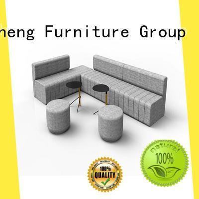 GOJO yuche reception desk chair leather for lounge area