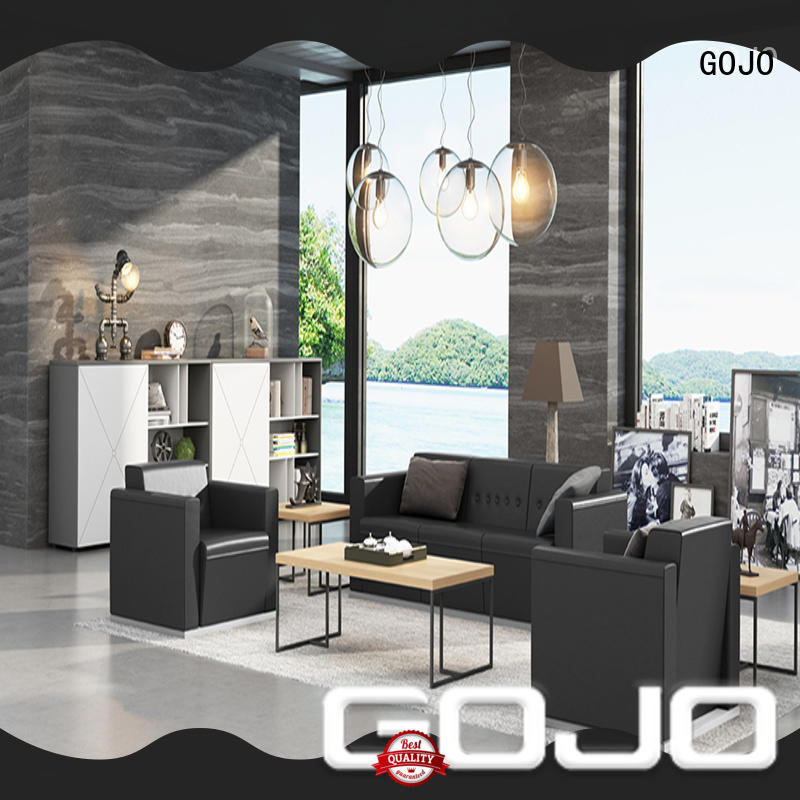 GOJO ruiyi office lounge sofa for lounge area