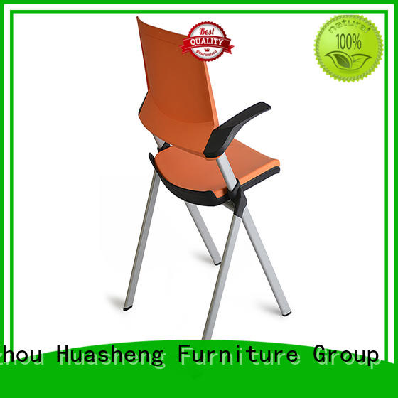 GOJO training office chairs for sale with arms for conference area