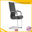 GOJO leather top executive office chairs with aluminium alloy feet for ceo office