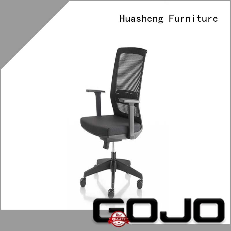 yihe mesh office chair with lumbar support for ceo office
