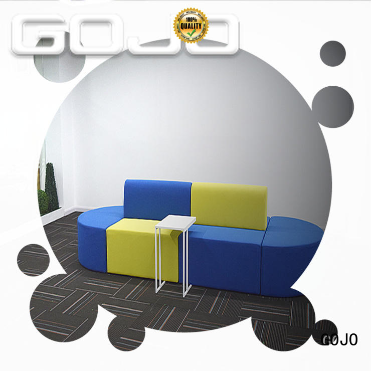 GOJO lounge furniture set manufacturers for reception area