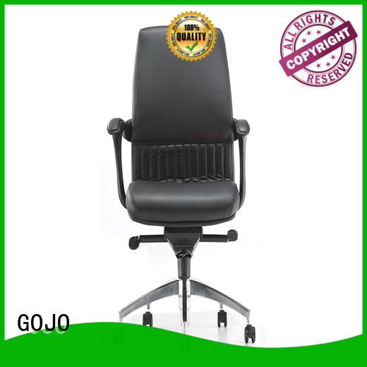 conference brown leather executive office chair with new white paint feet for executive office