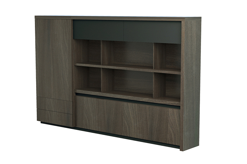 New tall wood file cabinet for business for sale-2