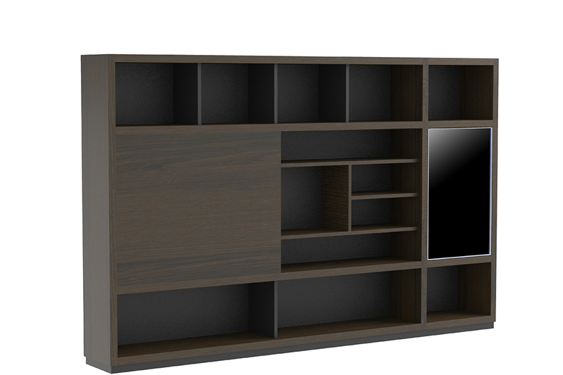 GOJO file cabinet furniture with layer for ceo office-3