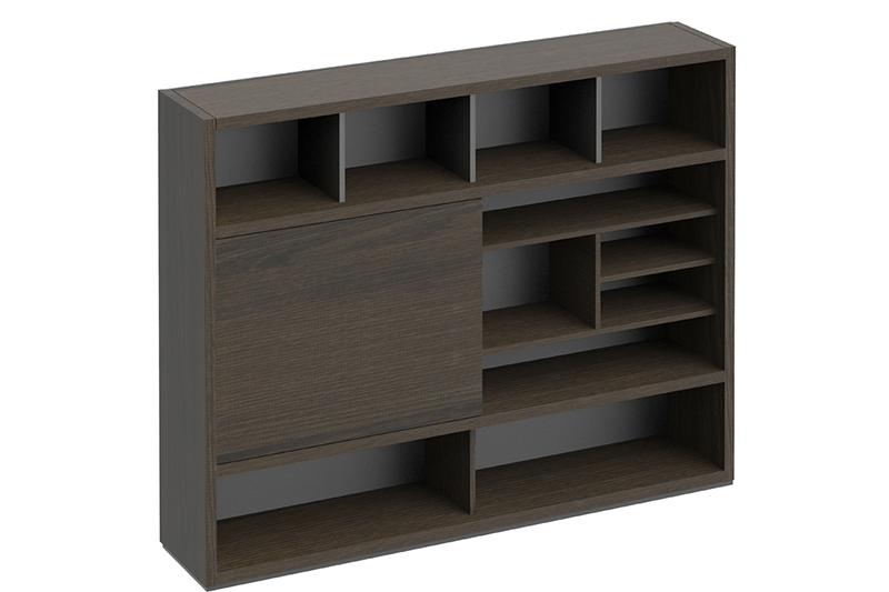 GOJO file cabinet furniture with layer for ceo office-2