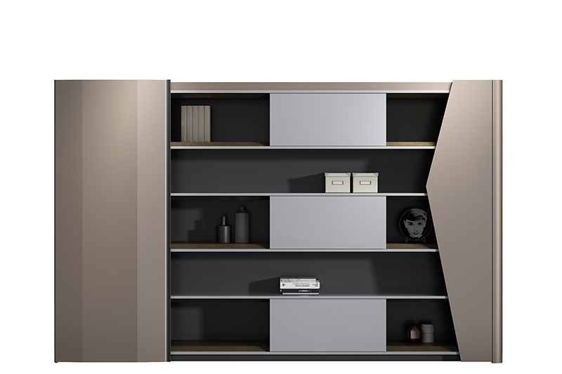 Gojo furniure highend small wood file cabinet company for guest room-1