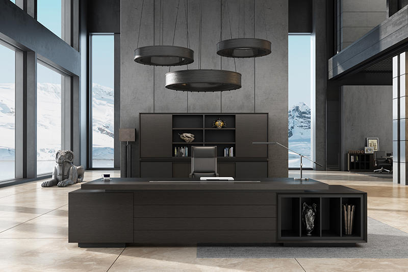 YUCHE OFFICE DESK Modern Executive Furniture