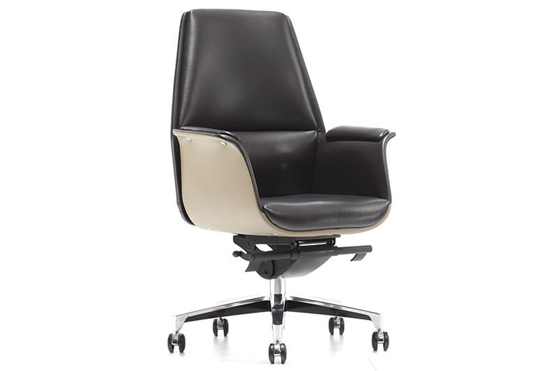 High-quality luxury leather office chair for business for executive office-1