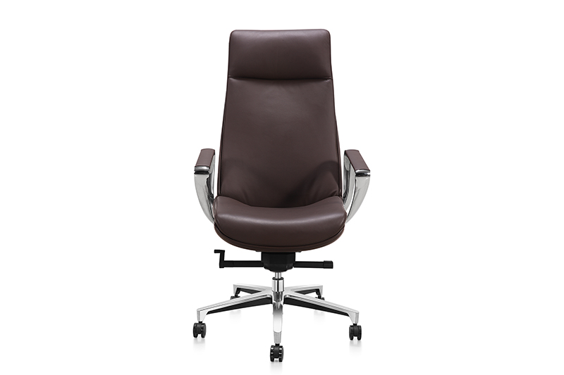 GOJO leather office chair with arms Suppliers for executive office-1