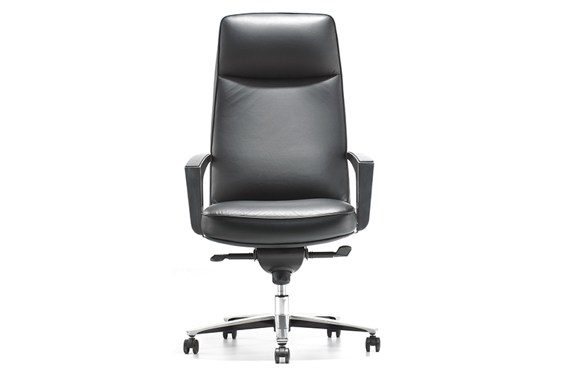 high back leather chair for boardroom GOJO-1