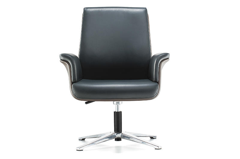 Leather Office Chair GUANZ CONFERENCE CHAIR