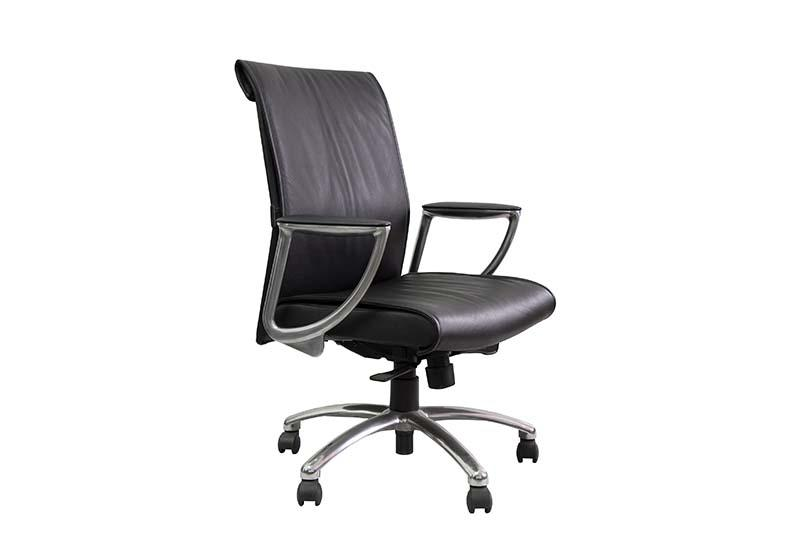 Leather Executive Office Chair High Back GOJO OFFICE CHAIR