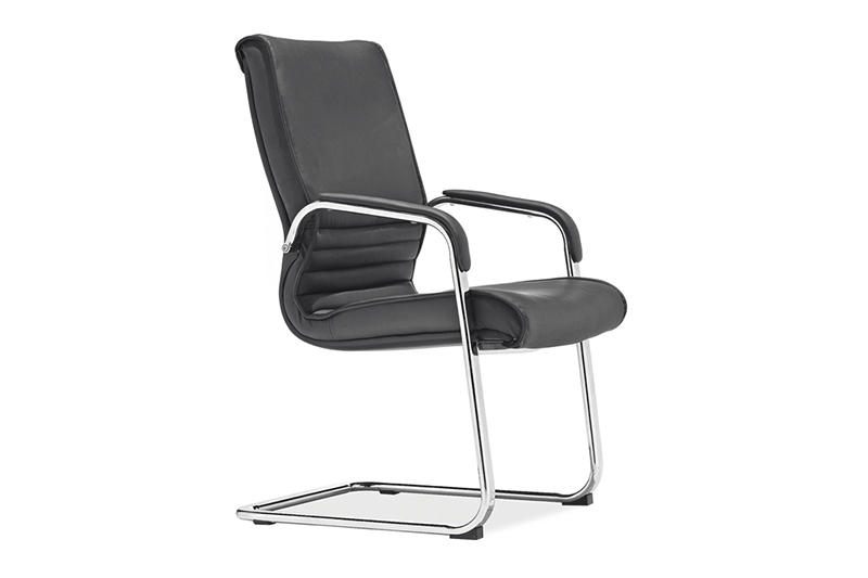 Genuine Leather Executive Chair GOJO CONFERENCE CHAIR