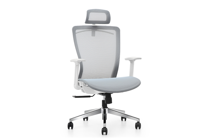 most executive chair with aluminium alloy feet for boardroom-1
