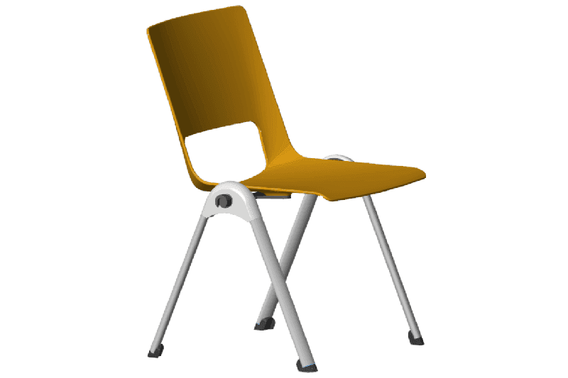 GOJO CONFERENCE TRAINING CHAIR Leather Conference Room Chairs