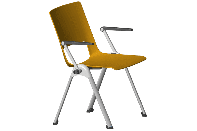 GOJO CONFERENCE TRAINING CHAIR Stacking Chairs