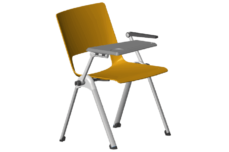 GOJO CONFERENCE TRAINING CHAIR Stackable Conference Room Chairs