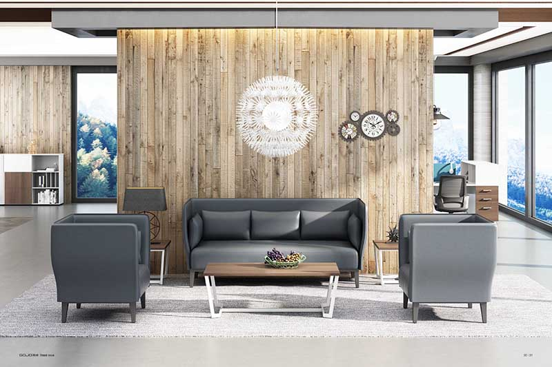 GOJO trend modern office furniture sets company for reception area-1