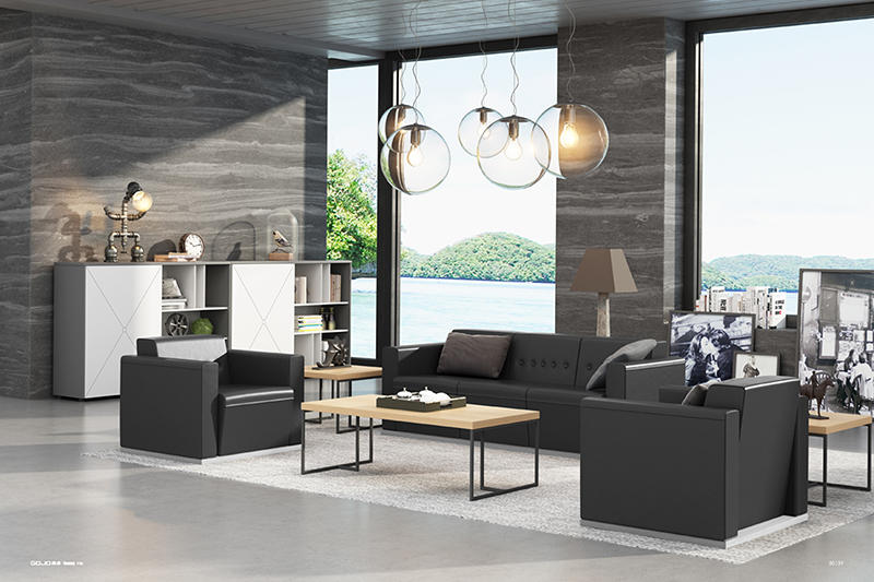 ROOMY RECEPTION SOFA Modern Office Furniture Sets