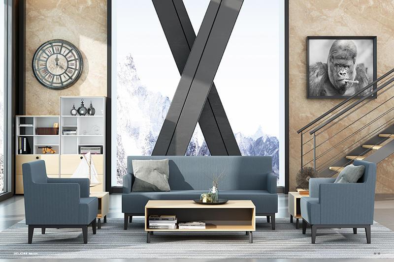 QUIET RECEPTION  Bulk Sofa For Office Reception