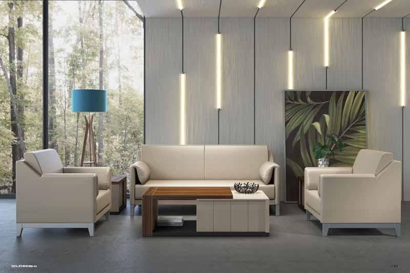 GOJO yuche reception sofa set for guest room-1