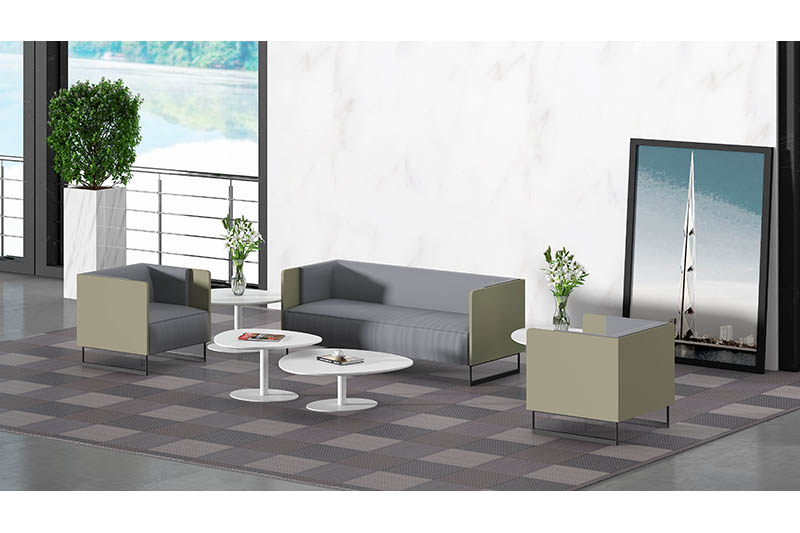Top office furniture sets Supply for lounge area-1