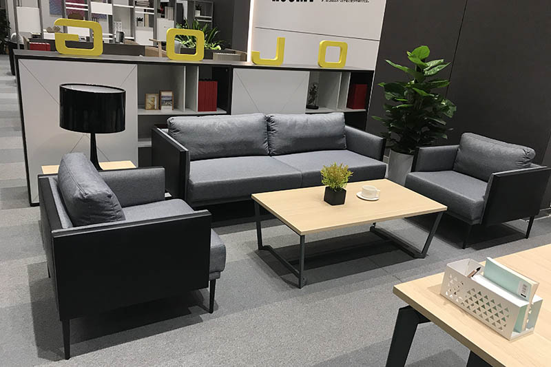 New office lounge sofa Suppliers for lounge area-1