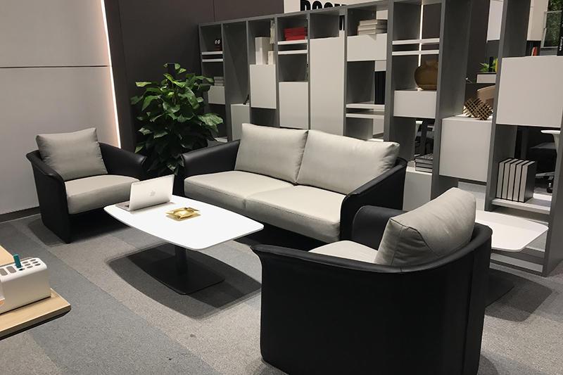 Custom Office Furniture Couch FLEX RECEPTION SOFA