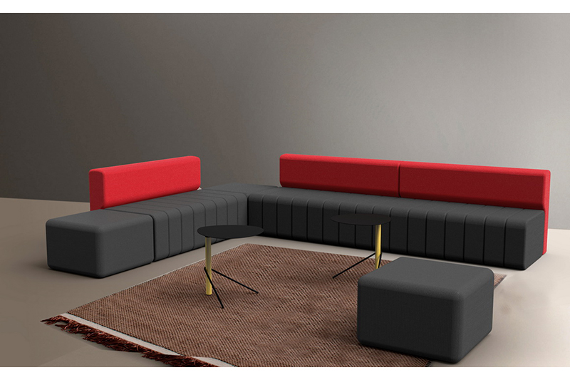 Wholesale commercial waiting room furniture for business for reception area-1