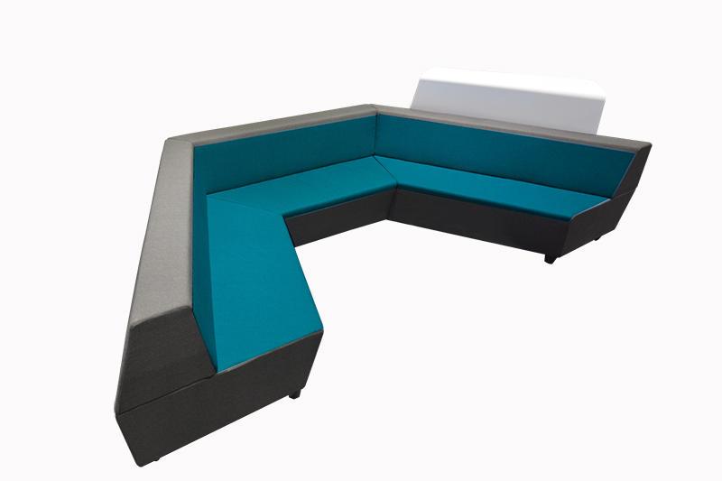 GOJO LOUNGE RECEPTION SOFA Leather Furniture Set