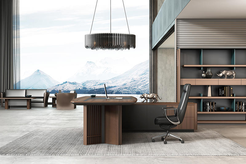 GUANHE Office Furniture Small Executive Desk