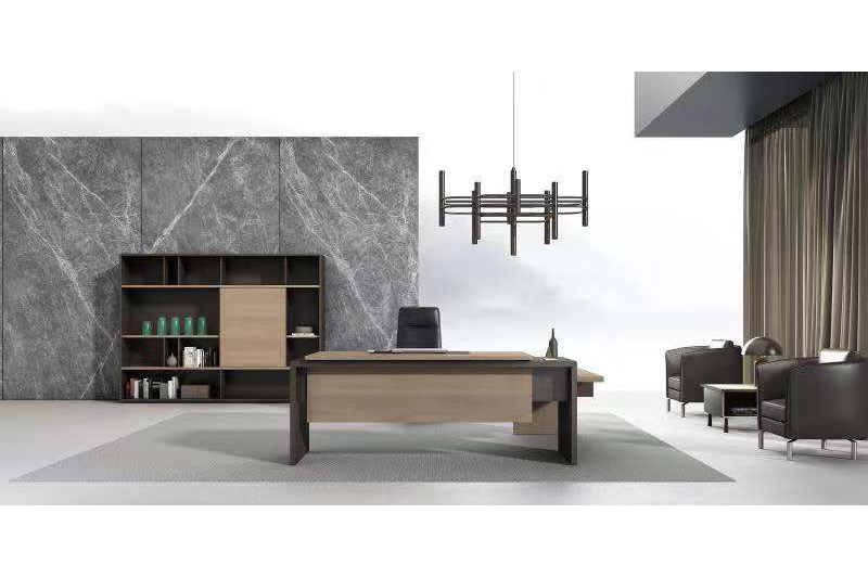 Wholesale executive desk set Supply for manager-1
