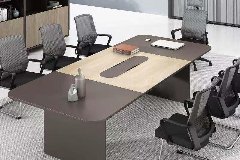 Custom Long Conference Table JIXIANG CONFERENCE TRAINING TABLE
