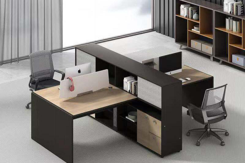 JIXIANG STAFF DESK Wooden Office Table