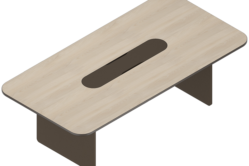 New 12 foot conference table Suppliers for boardroom-1