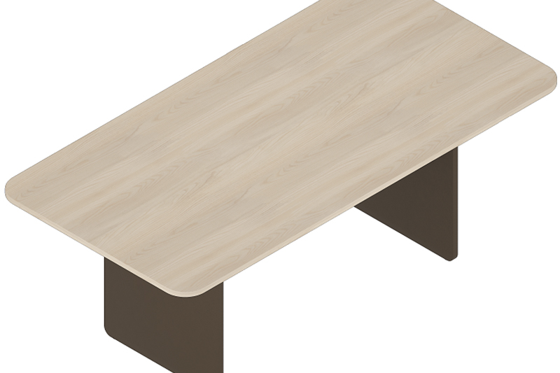 High-quality wood conference tables manufacturers-2